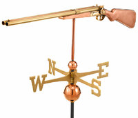 Shotgun Weather Vane