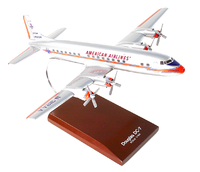 American Airlines DC-7 Model