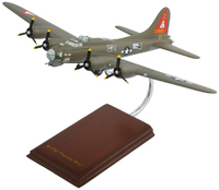 "B-17G Flying Fortress ""Thunderbird"" Model"