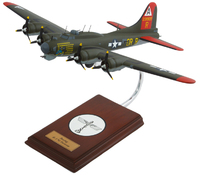 B-17G Flying Fortress Model |  Nine O Nine