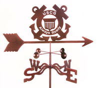 U.S. Coast Guard Weather Vane