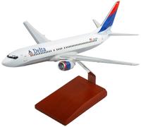 Delta B-737-800 Model Airplane