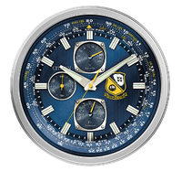 Blue Angels E6B Style Wall Clock