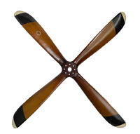 4-Blade Wood Propeller | Large