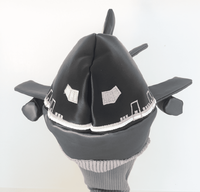 Jet Airplane Golf Headcover