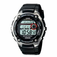 Atomic World Time Watch | Digital Stopwatch