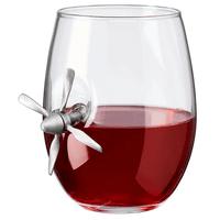 Propeller Wine Glasses