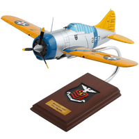 F2A Buffalo Model