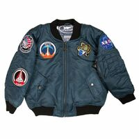 Child's Space Shuttle Jacket