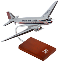 Delta Airlines DC-3 Model