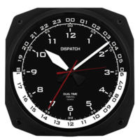 Dual Time Dispatch Wall Clock