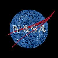 NASA Detailed Mission T-Shirt