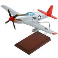 P-51C Mustang Tuskegee Airmen Model | Kitten