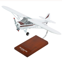 Piper PA-18 Super Cub Model Airplane 1/24 Scale