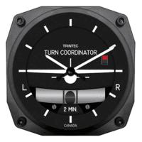 Turn & Bank Instrument Wall Clock