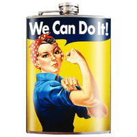 We Can Do It! Flask