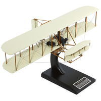 Wright Flyer Model Airplane - 1/24 Scale