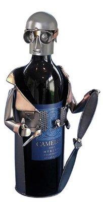 Pilot Wine Bottle Caddy