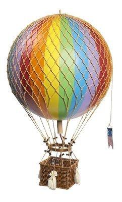 Hot Air Balloon Model - Medium Size