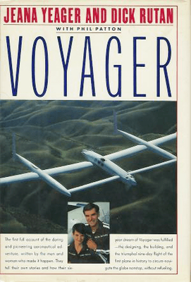 Voyager Hardcover Book