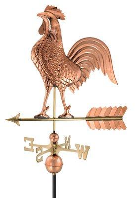 "27"" Rooster Weather Vane"