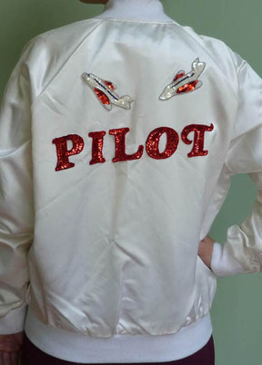 Designer Pilot Jacket