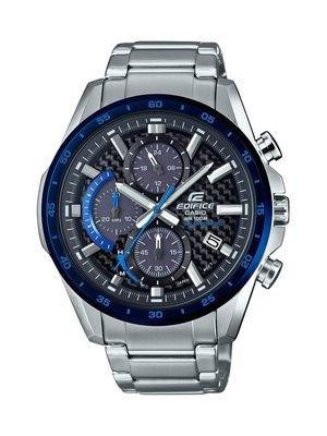 Carbon Fiber Solar Powered Watch | Chronograph
