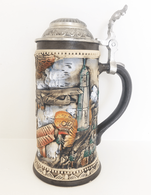 Aviation Beer Stein | Limited Edition