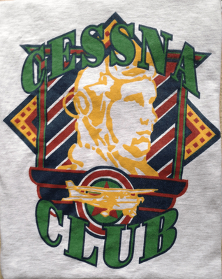 Cessna Club T-Shirt <font color=red>Special Sale</font>