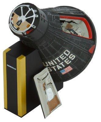 Gemini IV Capsule Model