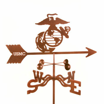 US Marines Weather Vane