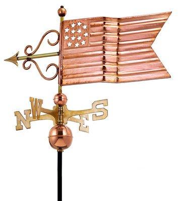 American Flag WeathervVane
