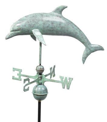 Dolphin Weather Vane