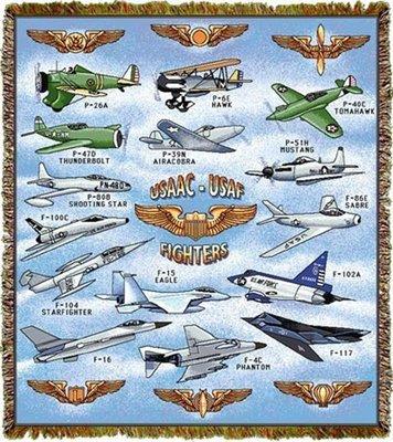 U.S. Air Force Throw/Blanket
