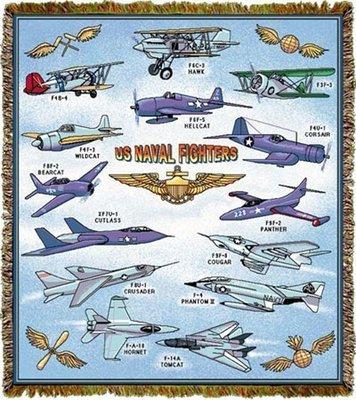 U.S. Navy Throw/Blanket