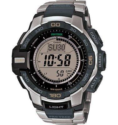 Advanced Altimeter Digital Compass Pilot Watch