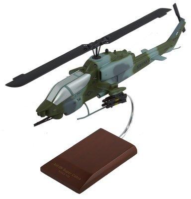 AH-1 Super Cobra Model Helicopter