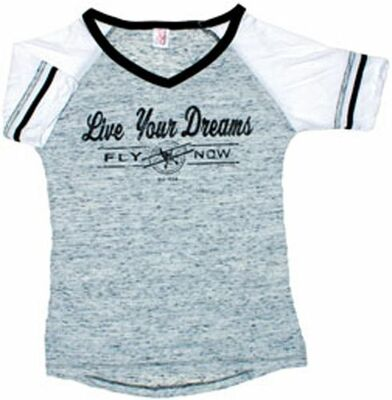 Ladies Shirt <i>Fly Now</i>