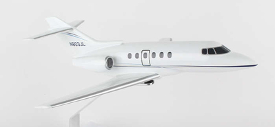 Hawker 800 XP Model Airplane