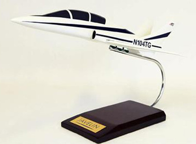 ATG Javelin Model Airplane
