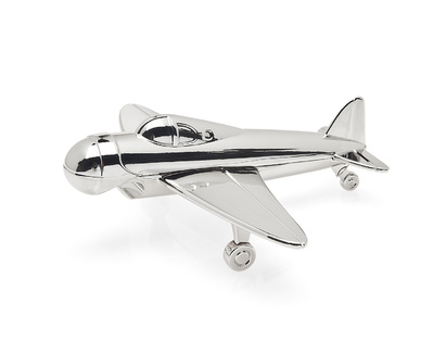 Airplane Shaped Bottle Opener