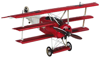 Tri-Plane Fokker Model