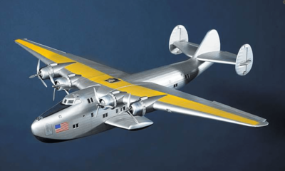 B-314 Pan Am Clipper Model