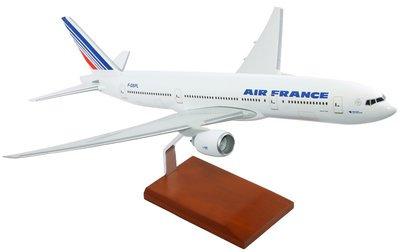 Air France B 777-200 Model
