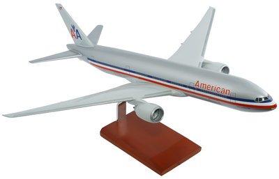 American B 777-200 Model