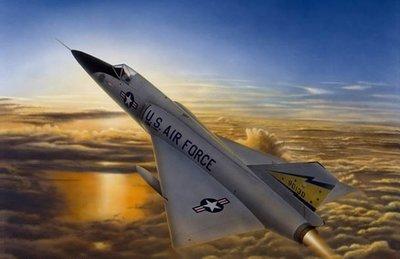 F-106 Delta Dart Print - Limited Edition