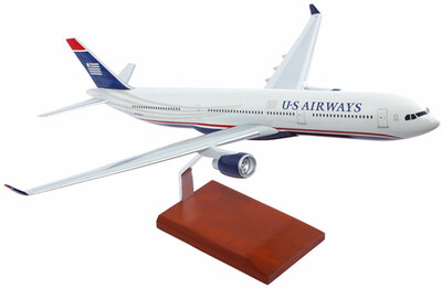 US Airways A330-300 Model