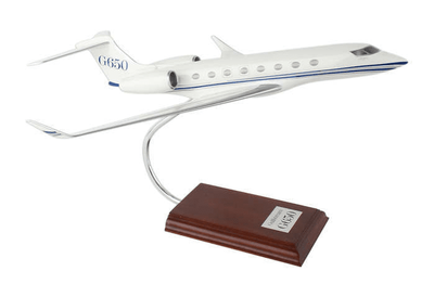 Large Gulfstream G650 Model