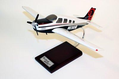 Bonanza G-36 Model Airplane
