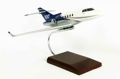 Hawker 900 XP Model Airplane